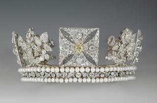 The Diamond Diadem (Royal Collection Trust)