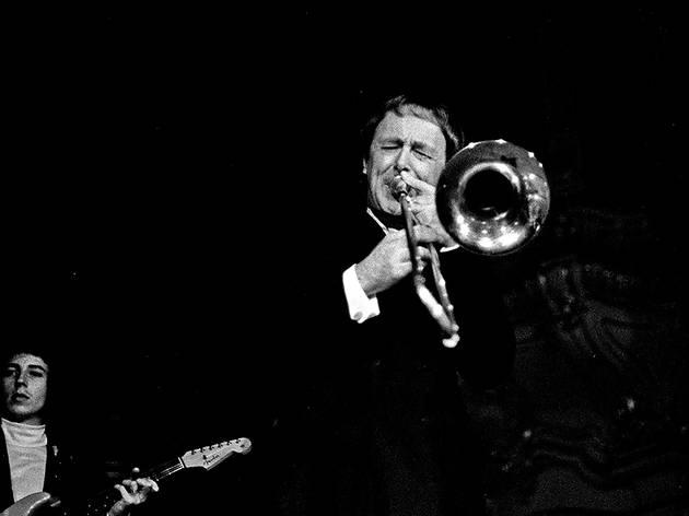 Trad Jazz Britannia