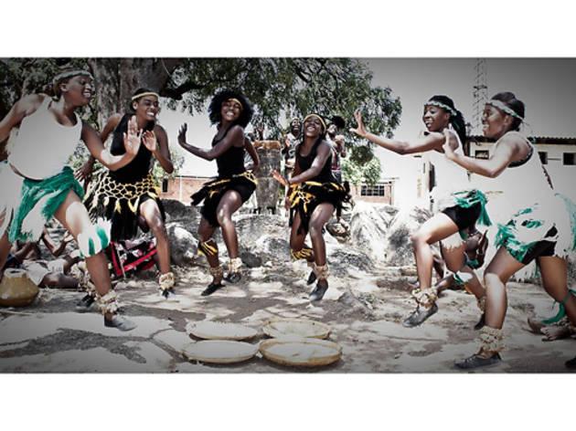 DanceAfrica 2013