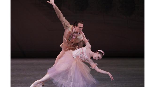 Jennie Somogyi, New York City Ballet
