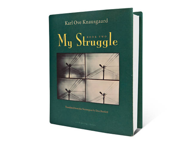 4 - My Struggle: Book Two by Karl Ove Knausgaard (Archipelago Books)