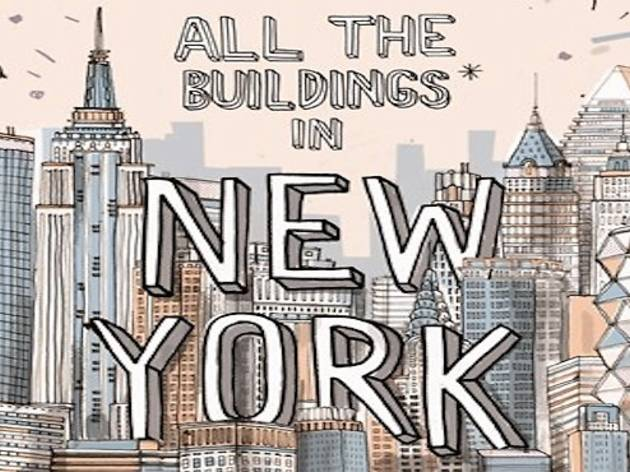 All The Buildings in New York Book Launch Party