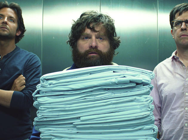 The Hangover Part III: movie review