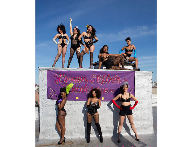Brown Girls Burlesque: Solid Soul