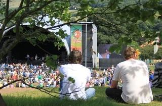 Green Man music festival