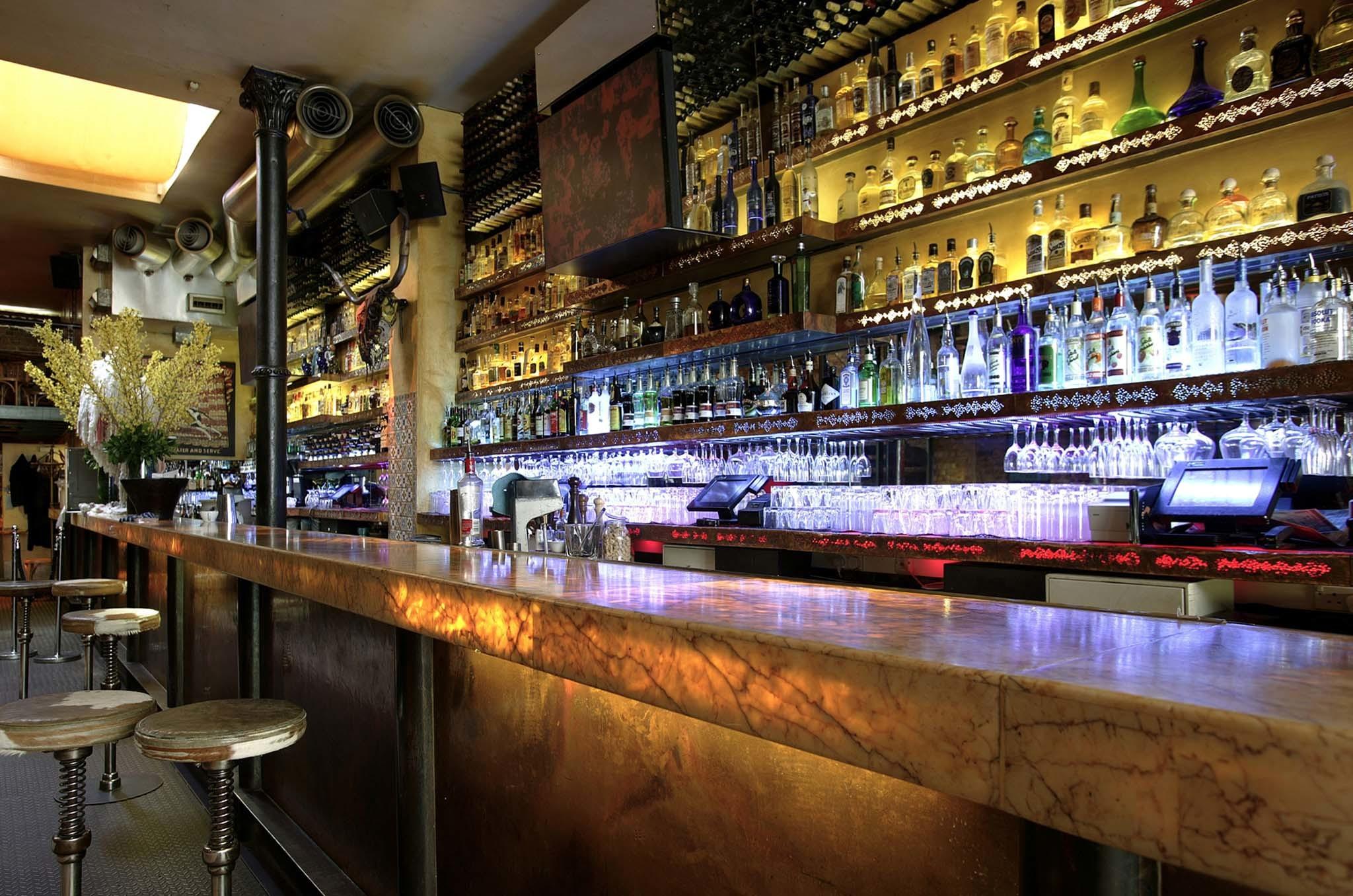 Joe's Southern Table & Bar   Restaurants in Covent Garden, London