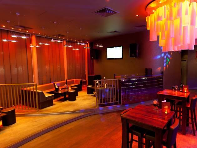 Yager Bar
