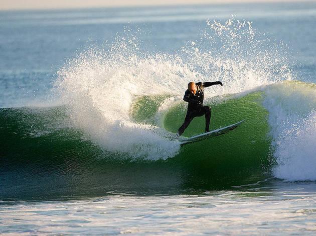 For world-class surf: Rincon Beach