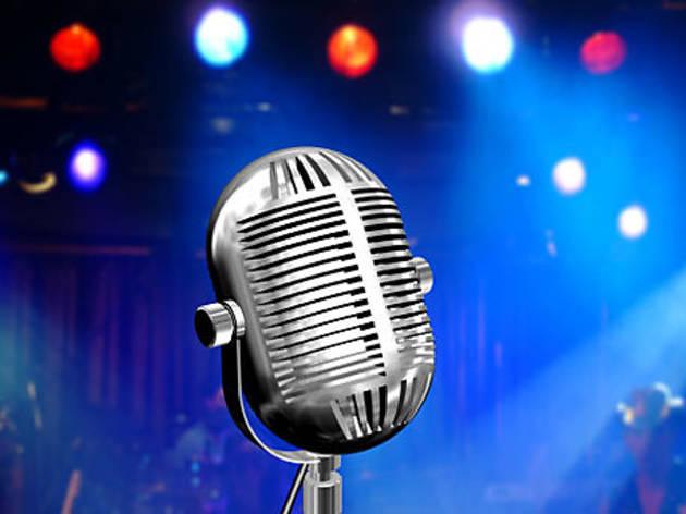 Noche de karaoke