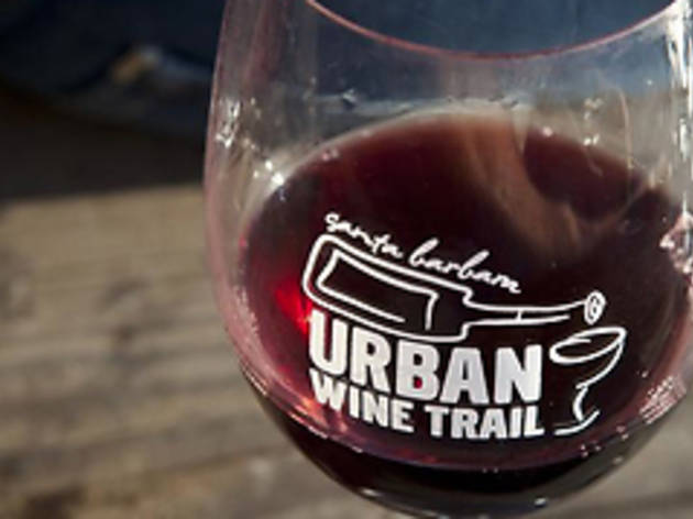 For sips without the trip: Urban Wine Trail