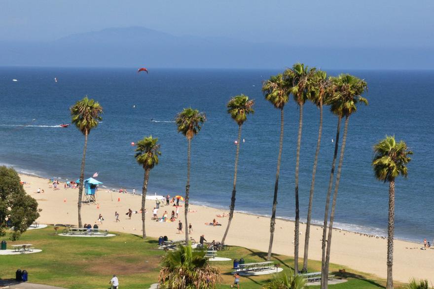 Take a roadtrip to Santa Barbara