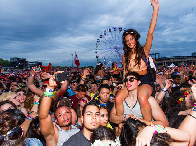 Electric Daisy Carnival (2013)