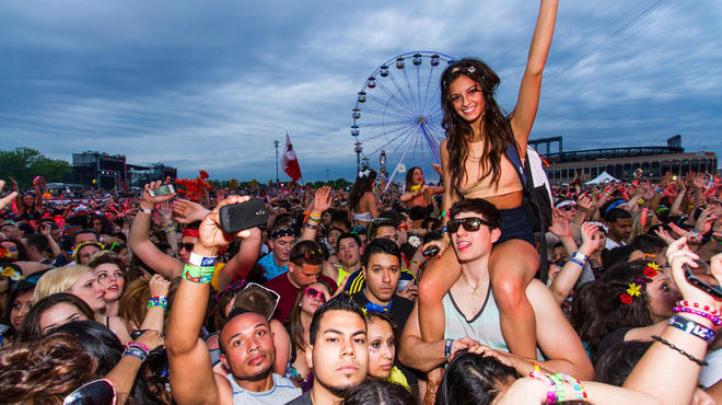 Photos: Electric Daisy Carnival