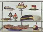 Claes Oldenburg, The Street and The Store + Mouse Museum/Ray Gun Wing