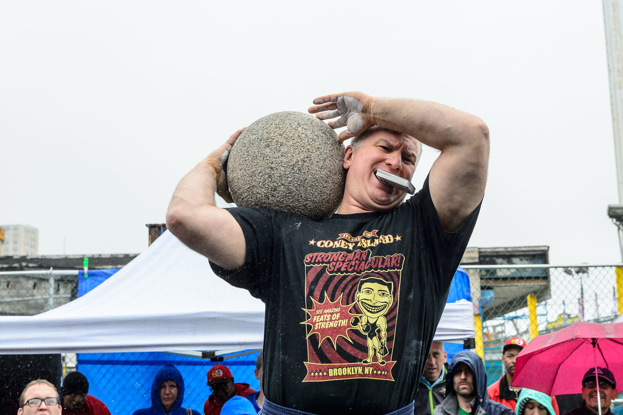 Coney Island Strongman Spectacular 2013