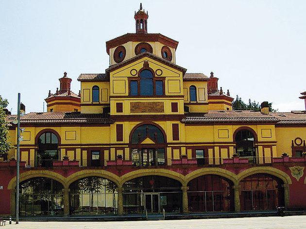 Teatre Lliure Montjuïc Plaça Margarida Xirgu