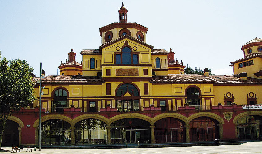Teatre Lliure: Montjuïc