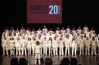 Nit de Gospel: 25 anys Cor Carlit