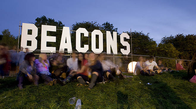Win tickets to Beacons festival