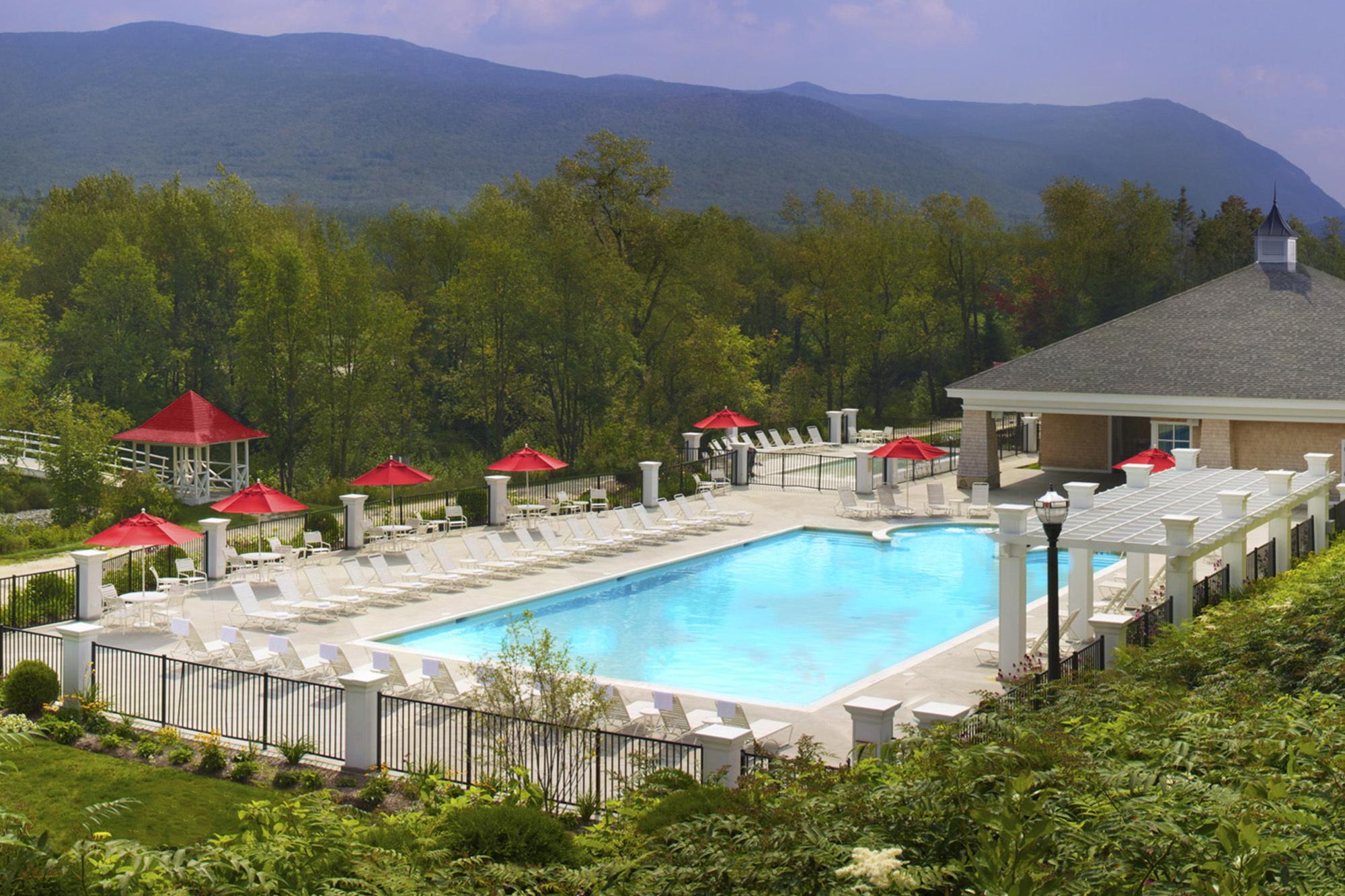 Omni Mt. Washington Resort, Bretton Woods, NH