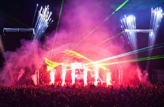 Shakedown music festival