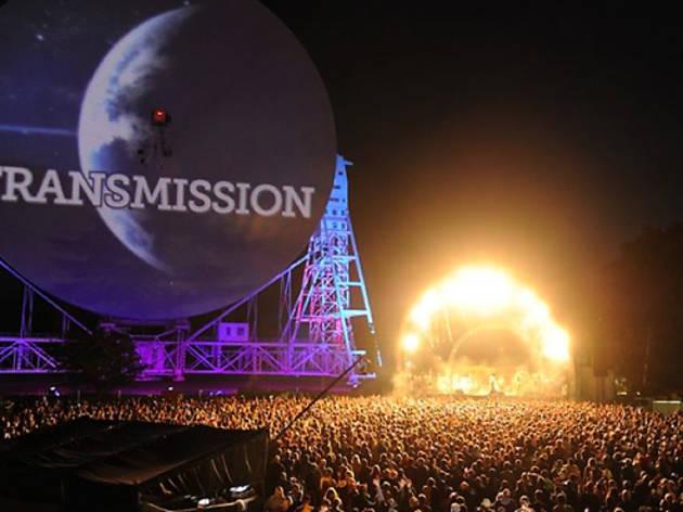 Live from Jodrell Bank festival