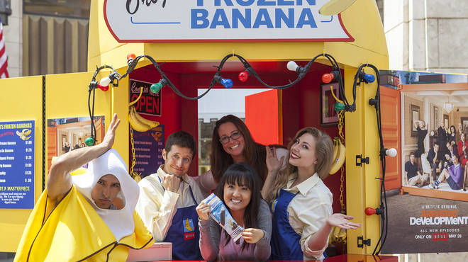 Bluth's Original Frozen Banana Stand