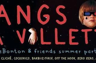 Gangs of La Villette : Versatile + I Am a Cliché + Debonton + Cockorico