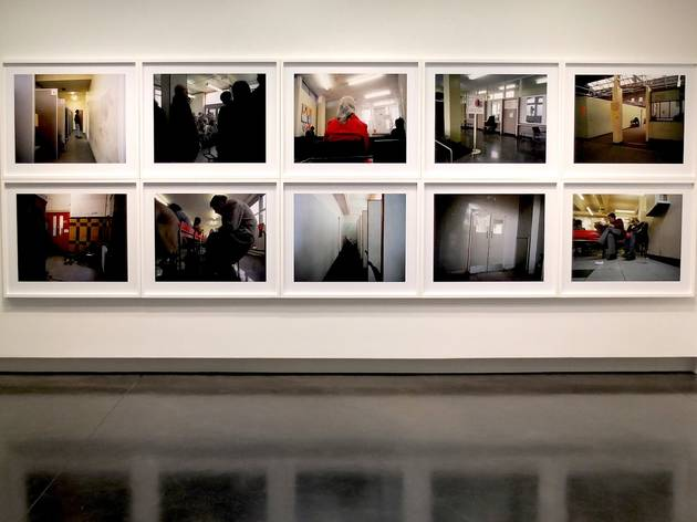 (Vue de l'exposition de Paul Graham (2012) / © TB - Time Out)