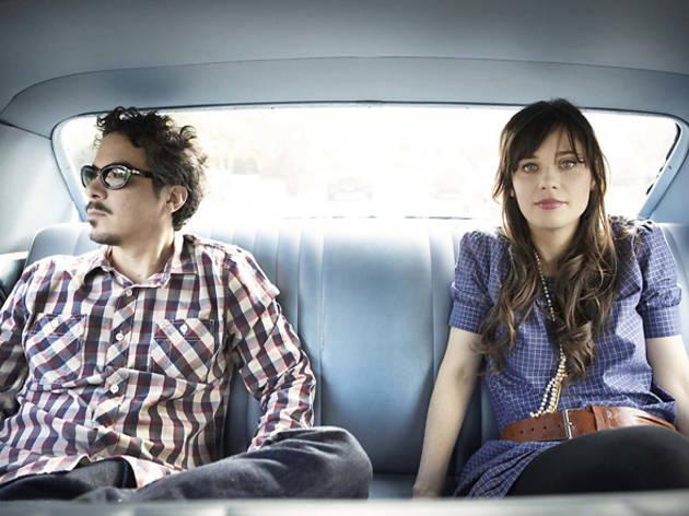 She & Him + Emmylou Harris and Rodney Crowell