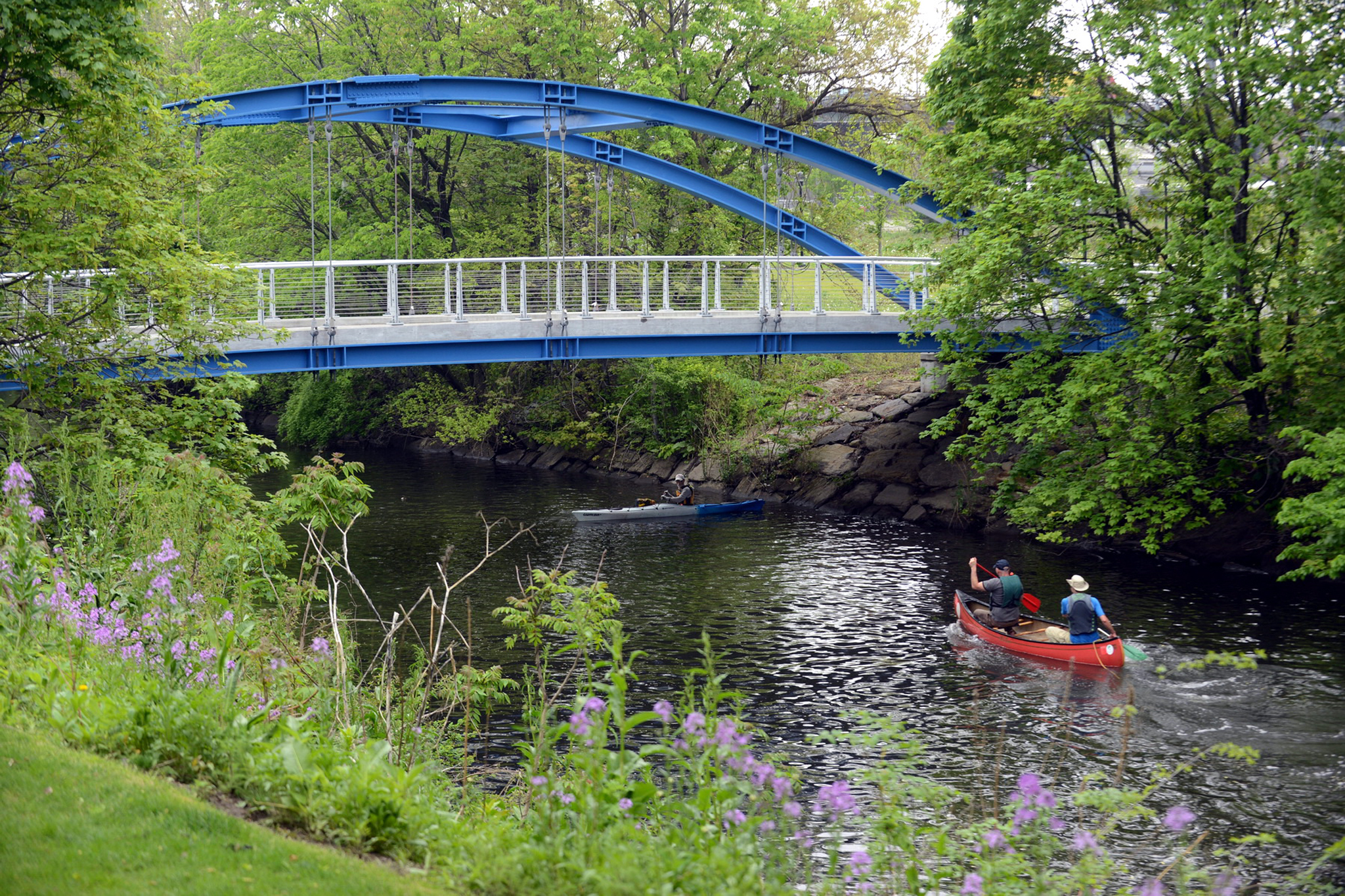 Go canoeing with the Bronx River Alliance
