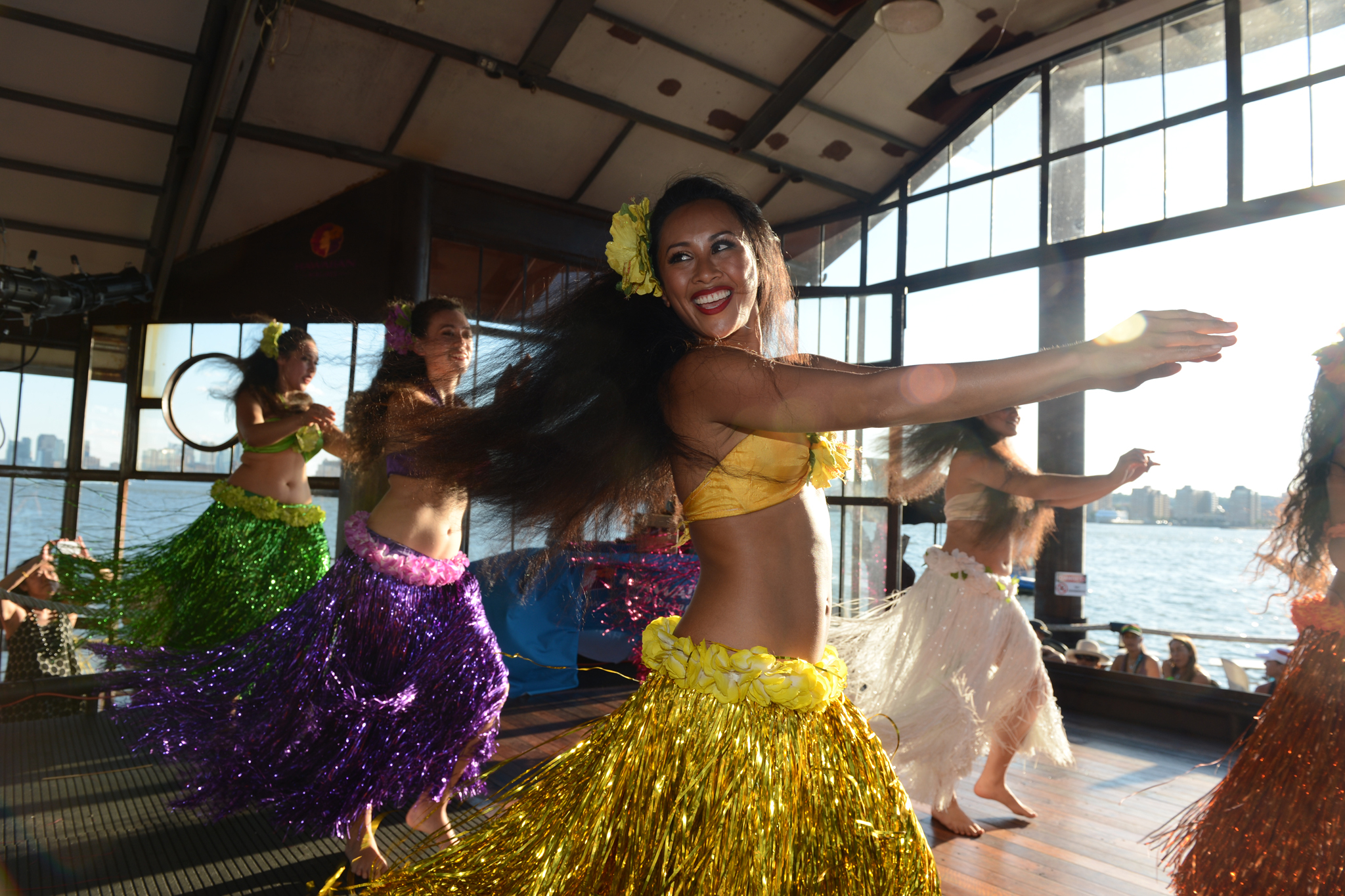 Experience a Polynesian festival