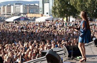 (Photograph: Amund Østbye)