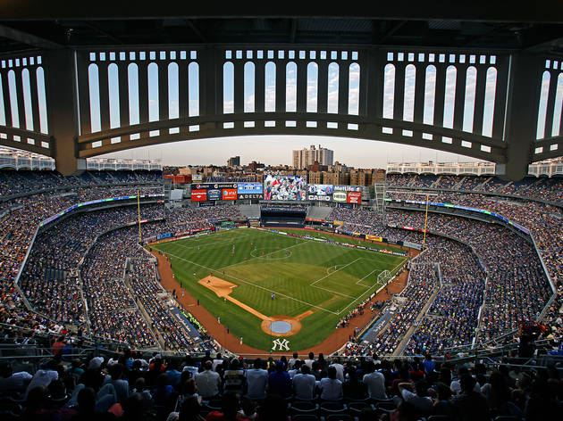 Behind-the-Scenes Yankee Stadium Tour with Optional New York Hop-On Hop-Off Ticket