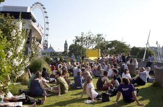 Festival of Neighbourhood: Wheelbarrow Gardens