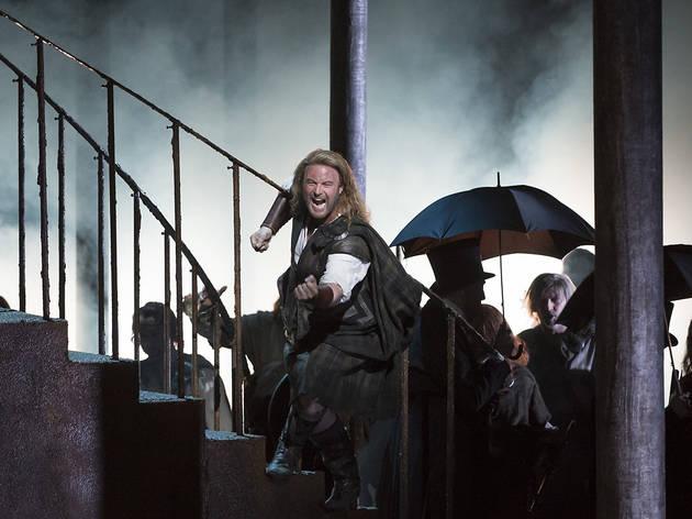 La donna del Lago, royal opera house