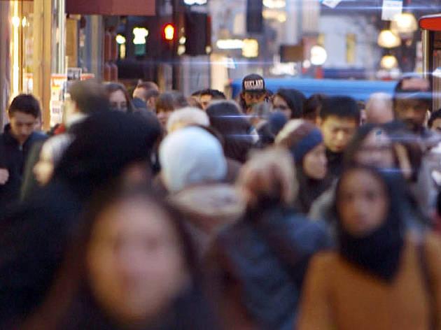 The Human Swarm