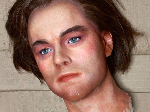 ('Still Life: Leonardo DiCaprio', 2009-2012 / Courtesy de la galerie Daniel Templon)