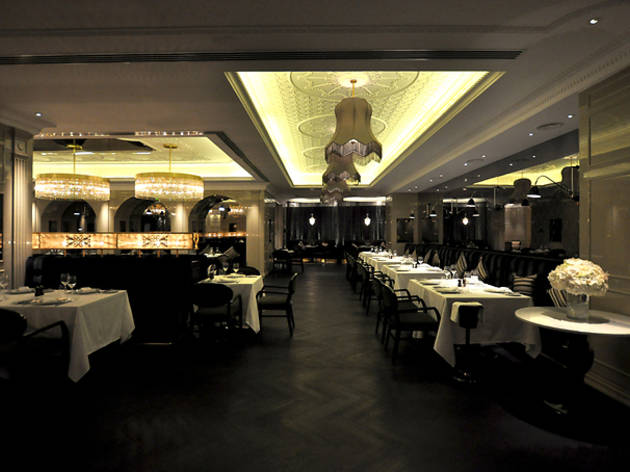 Angelique, Abu Dhabi restaurant
