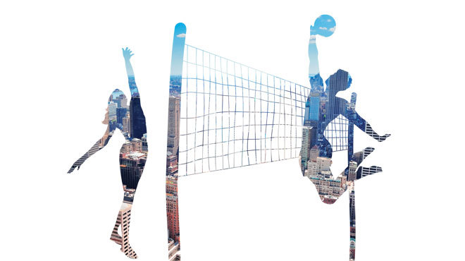 The best outdoor volleyball courts in New York (2013)