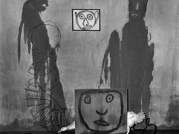 ('Transformation', 2004 / ©Roger Ballen / Agence VU')