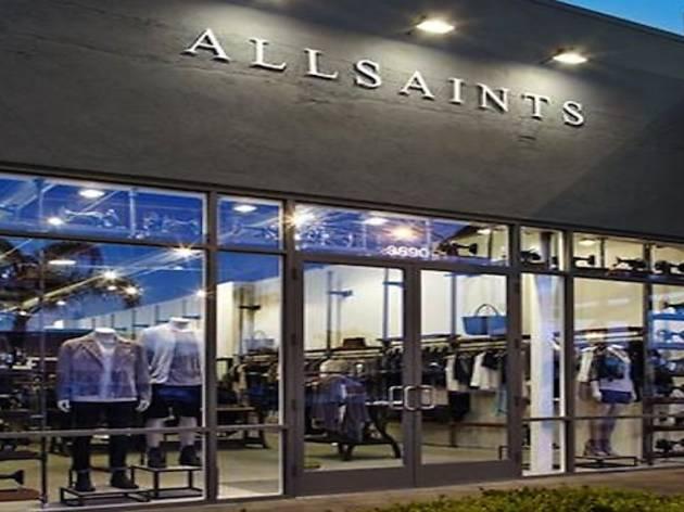 AllSaints Malibu Store