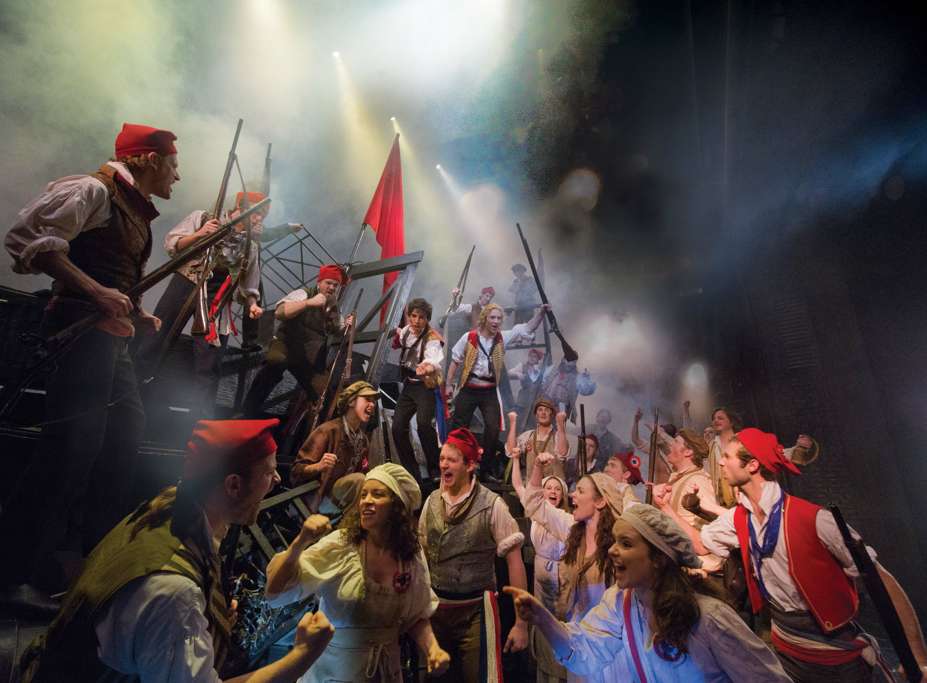 Buy tickets to 'Les Miserables'