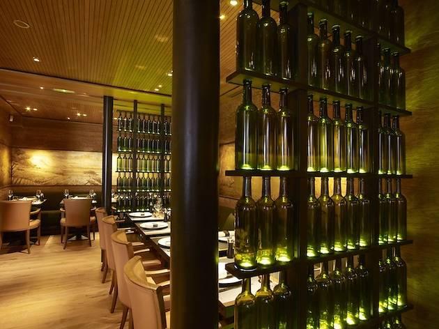 Le 110 de Taillevent, Paris restaurant