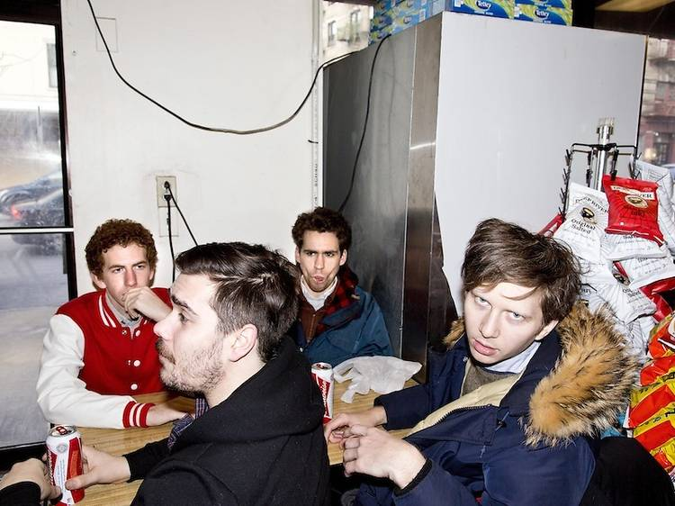 'Stoned and Starving' – Parquet Courts