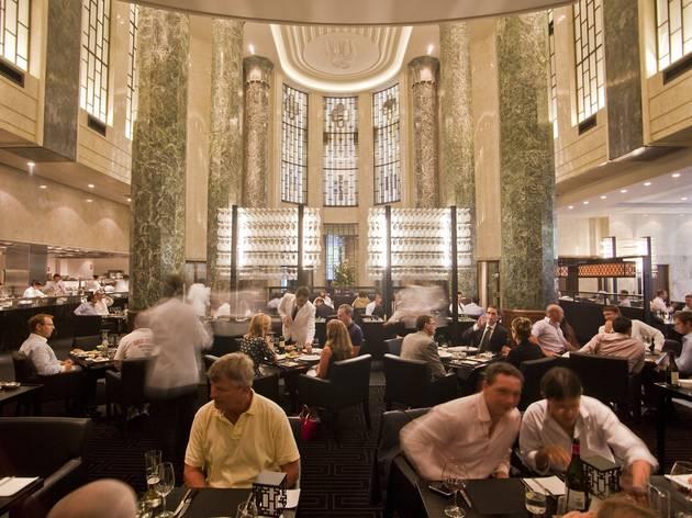 Rockpool Bar and Grill, Sydney restaurant