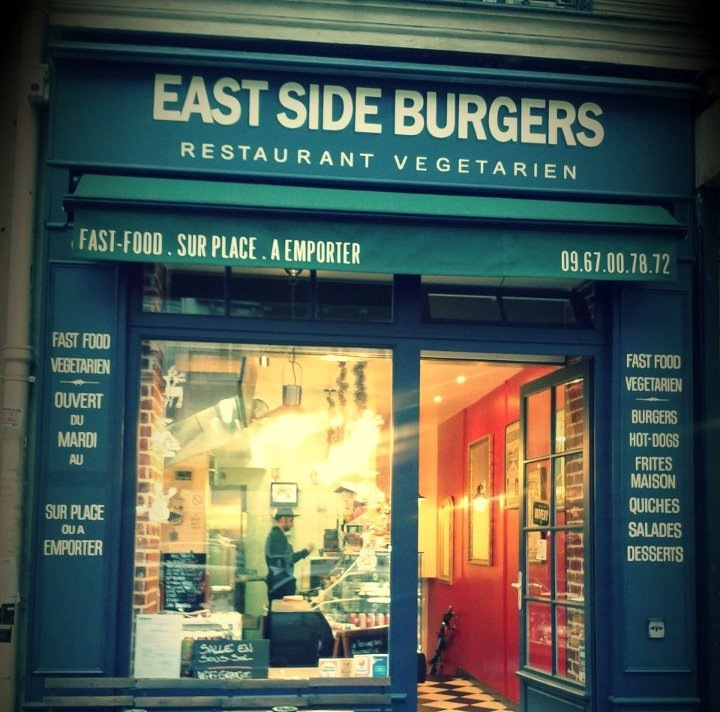 East Side Burger