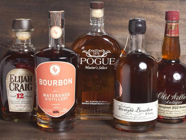 10 best bourbons
