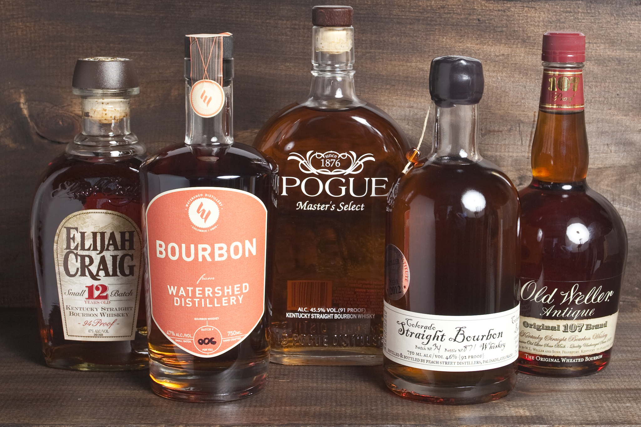 The 10 best bourbons