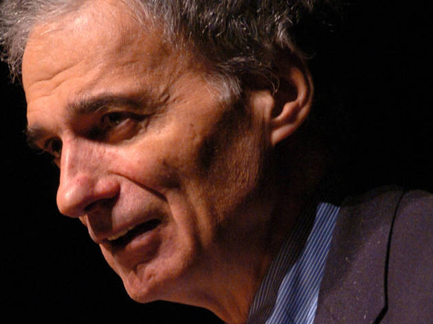 Ralph Nader: Unstoppable